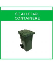 Alle 140L containere