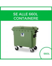 Alle 660L containere