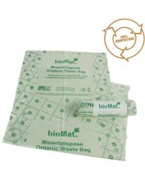 30L bioposer til organisk affald
