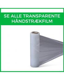 Alle transparente håndstrækfilm
