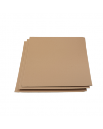 Bølgepap i ark 1165x750mm - pap ark