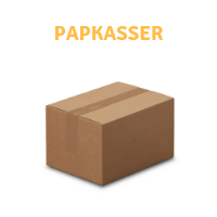 papkasser til forsendelser